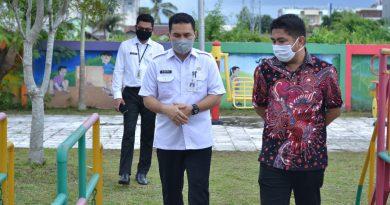 Wakil Ketua DPRD Kalsel Laksanakan Kunjungan Monitoring Ke Perpustakaan Daerah Kalsel