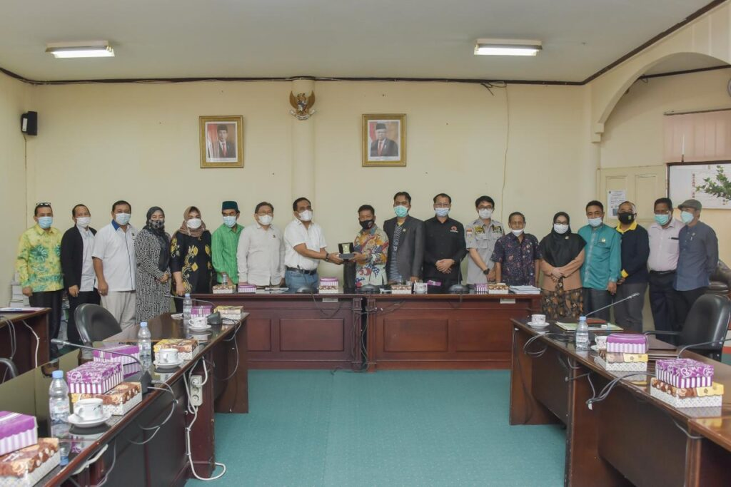 Kunjungan komisi III ke tabalong