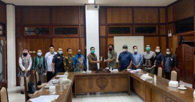 Pansus II DPRD Kalsel Melakukan Komparasi Mengenai LKPj Di DPRD Kalteng