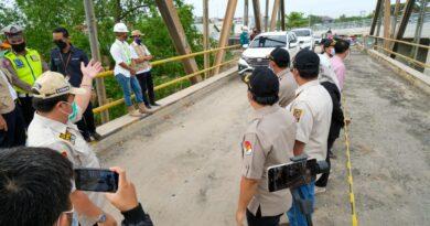 Komisi III DPRD Kalsel Berharap Pembukaan Jembatan Alalak 1 Dapat Memecah Masalah Kemacetan